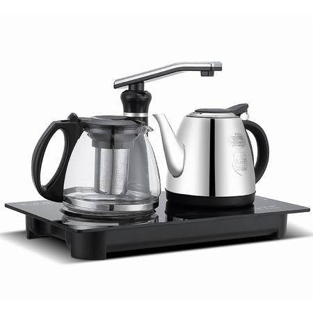 新款Yoice/优益 YC108全自动上水电热水壶抽水壶 不锈钢功夫茶壶