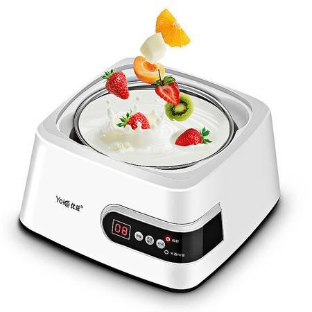 Yoice/优益 Y-SA8多功能不锈钢内胆酸奶机韩版全自动家用
