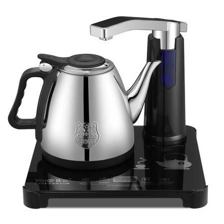 Yoice/优益 YC107超薄自动上水壶电热烧水壶电茶壶茶具泡茶器