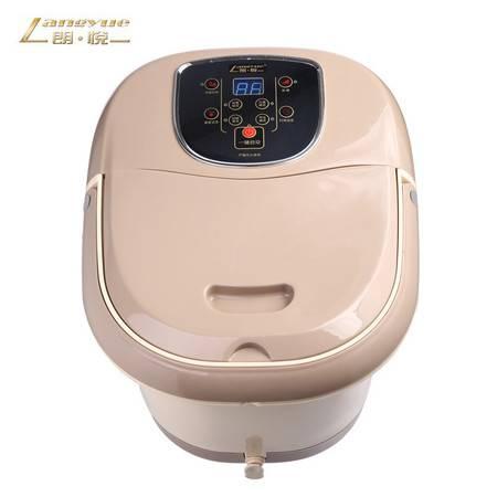 朗悦LY-5816足浴盆电动按摩足浴器洗脚盆深桶磁动力水泵不堵塞