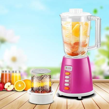口吕品QDJ-800F升级款多功能料理机家用绞肉榨汁豆浆原汁搅拌机