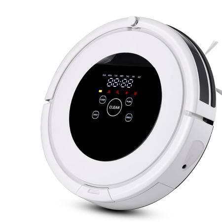 R800全自动智能扫地机机器人 超薄家用吸尘器 静音无线运作