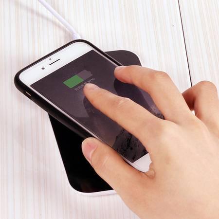苹果iphone6/6plus无线充电手机壳 手机接收器背夹保护套 简约款