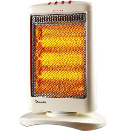 赛亿 取暖器广角摇头石英管电暖炉 家用暖太阳DY-12
