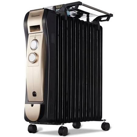 赛亿13大片宽电暖气 OFR-5526-13 电热油汀取暖器  家用取暖器