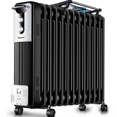 赛亿大片加宽油汀 加宽13片取暖器 家用取暖器 电热油汀 电暖器
