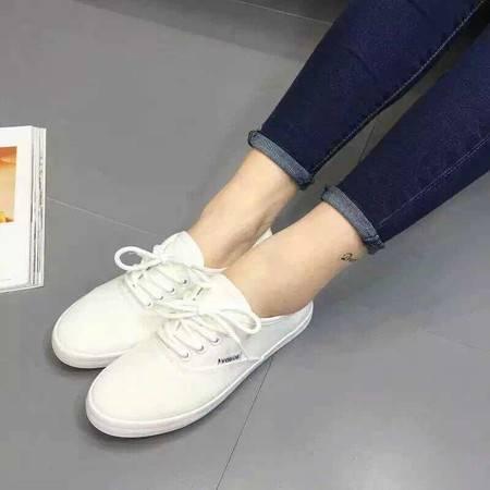 【四平馆】包邮 杰飞乐女士帆布鞋 8169