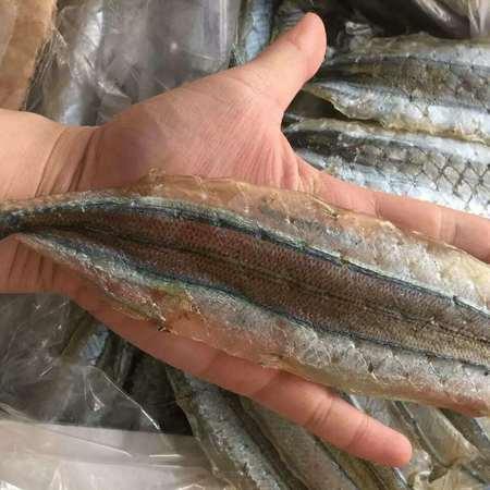 满99包邮【百年老渔夫】--散称250g-干马步鱼、针鱼