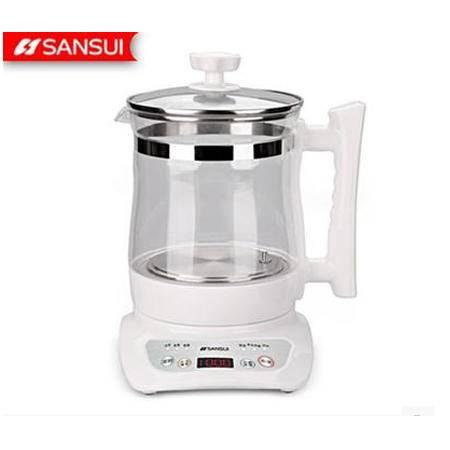 SANSUI/山水XE-FY6833养生壶微电脑控制养生壶1.8L健康养生