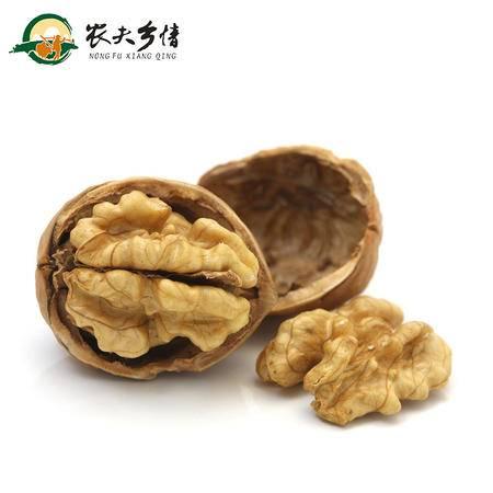 农夫乡情秀水核桃 湖北三峡农家特产即食零食新鲜坚果