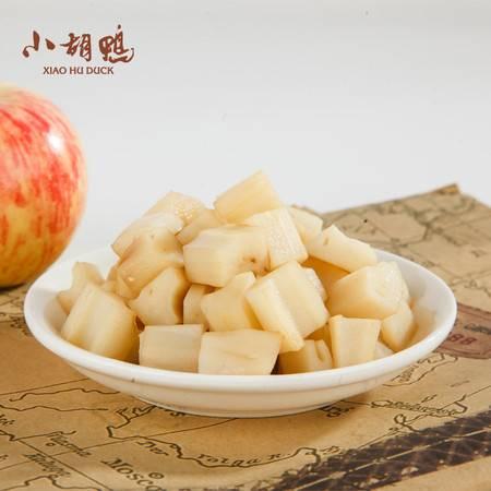 小胡鸭  香辣藕片 醋溜味 番茄味藕丁150g*1袋 零食小吃