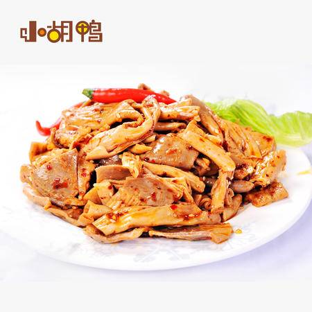 小胡鸭 鸭肠 香辣味 80g*2袋 鸭肫肠 零食 土特产