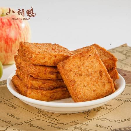 小胡鸭 香辣味和烧烤味 鱼豆腐 158g/ 3袋