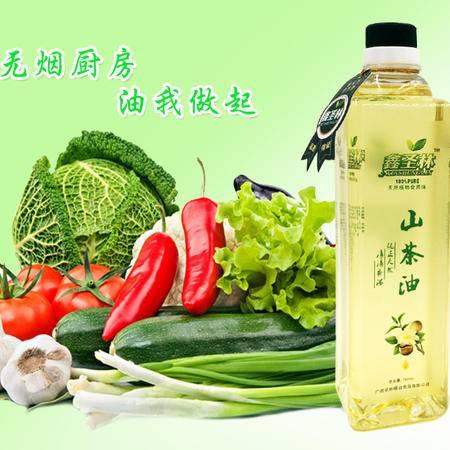 鑫圣林山茶油750ml