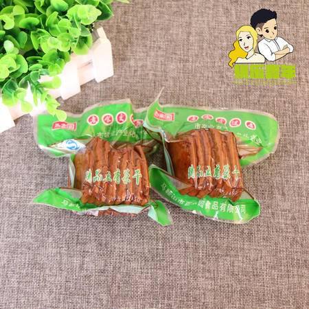 黄池食品百素园茶干豆腐干145g