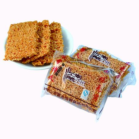 黄池地产食品特产恒香糯米锅巴