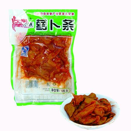 黄池地产食品特产萝卜条