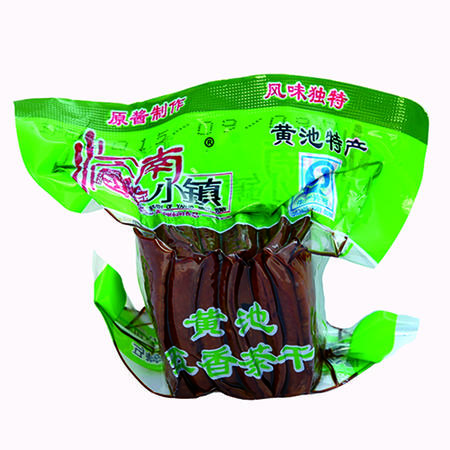 黄池地产食品特产恒香茶干