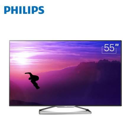 飞利浦(PHILIPS)55PFL6840/T3 55英寸 流光溢彩 4K超高清智能电视