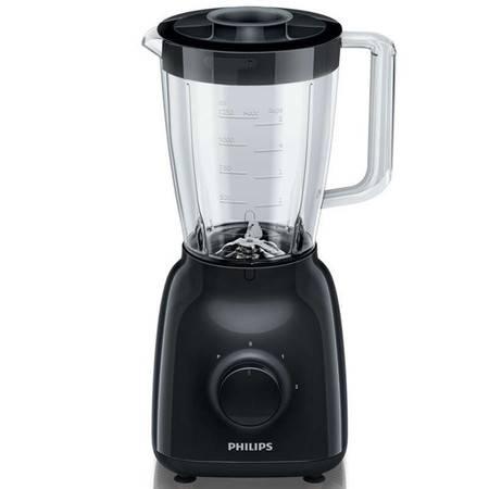 飞利浦(PHILIPS)料理机搅拌机多功能玻璃杯身HR2105/90