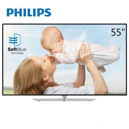 Philips/飞利浦 55PUF6650/T3 55英寸液晶电视机4K超清智能网络平板