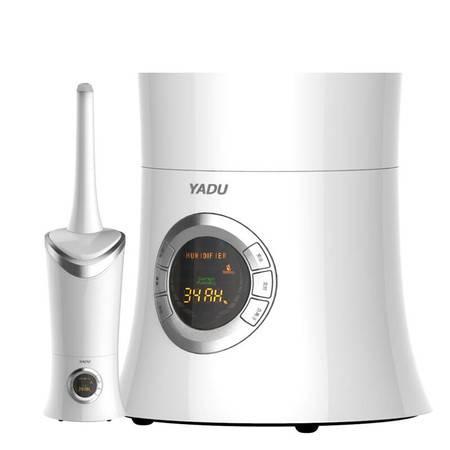 亚都(YADU)超声波加湿器 SCK-H065 智能家用静音 大容量 新款独特造型