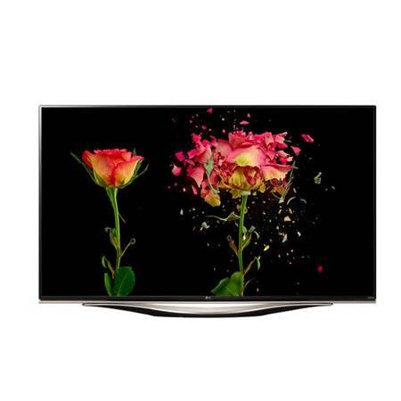 LG 65UF8580-CJ 65英寸 IPS硬屏 4K高清 3D智能网络 平板液晶电视