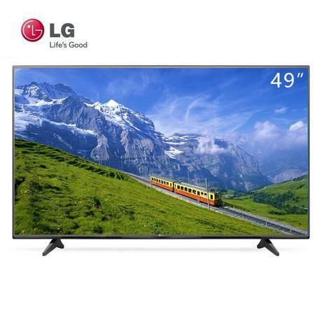 LG 49UF6800-CA 49英寸超高清4K 智能网络WiFi LED液晶电视机