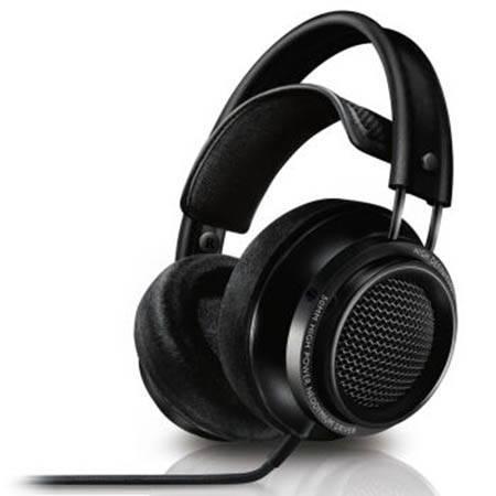 飞利浦(PHILIPS)X2/00 Fidelio旗舰系列 头戴开放式HiFi监听耳机