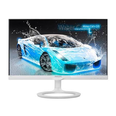 飞利浦 275C5QSW 27英寸 AH-IPS面板 细窄边框 16:9高清 微边框 电脑显示器