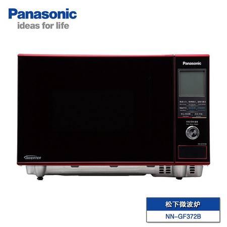 松下/PANASONIC NN-GF372B 平台式变频微波炉烤箱一体机