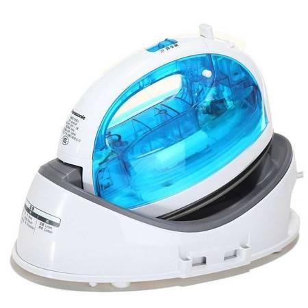 松下/PANASONIC 电熨斗NI-WL30无绳蒸汽熨烫系列(蓝色)