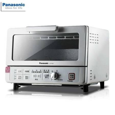 松下/PANASONIC NT-PT60小烤箱迷你家用烘焙多功能电子智能电脑式5.3L