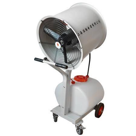 湿腾离心式加湿机 手推除尘增湿器 防静电工业加湿器 喷雾机ST50L