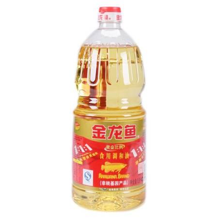 【一百】金龙鱼非转基因调和油1.8L(全店满58起配送)