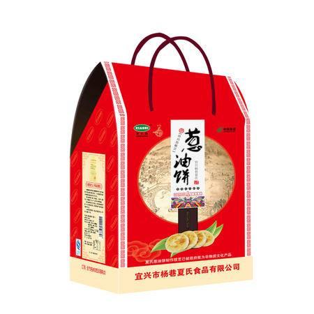杨巷夏氏葱油饼(30只)仅限无锡城区