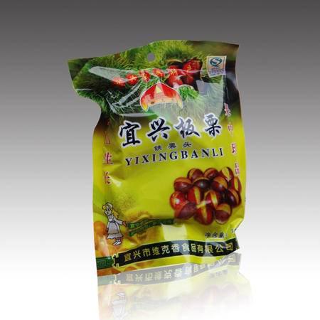 宜兴特产 维克香 熟板栗 天然健康  150g/袋