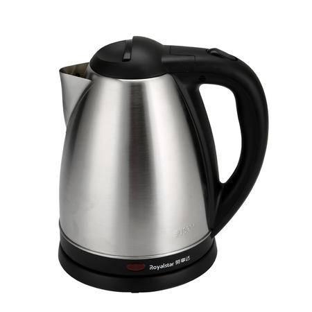 电水壶 荣事达G1861A 家用带过滤电水壶 不锈钢水壶 自动断电 电烧水壶分体式