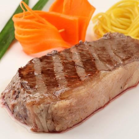 【闲功夫】澳洲进口西冷牛排150克,送黄油,酱包,满10件包邮