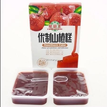 【宿迁项王食品】纸盒山楂糕(250g/盒)