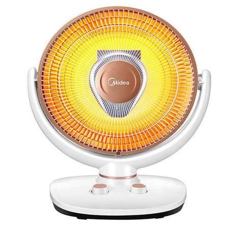 美的/MIDEA 美的小太阳取暖器家用NPS10-15D小暖阳 迷你省电热扇电暖气电暖炉