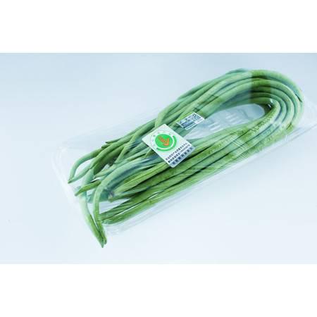 新鲜绿色无公害豇豆500克