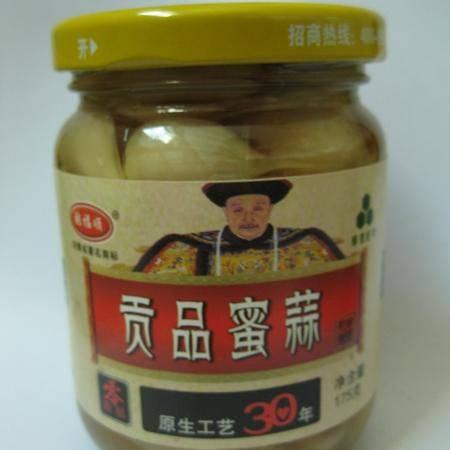 张福顺贡品蜜蒜175g