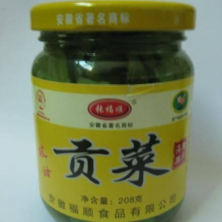 张福顺酸甜贡菜208g
