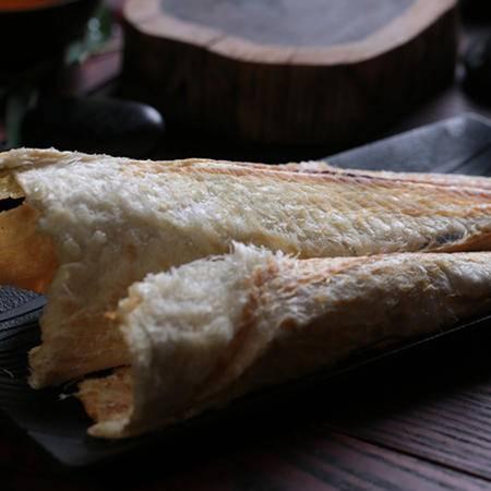 【四平馆】半岛小渔村70g烤鳕鱼片*2袋 全国包邮