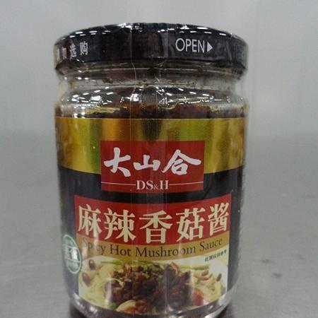 大山合 麻辣香菇酱 210g