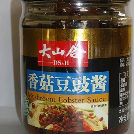 大山合 香菇豆豉酱 210g