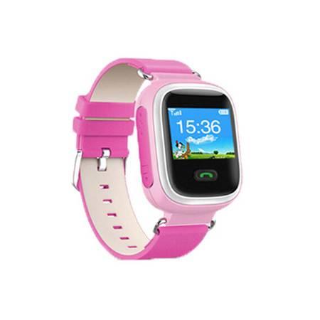 儿童智能定位电话手表防水学生防丢失GPS定位 大彩屏