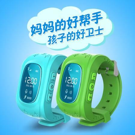 儿童智能手表手机GPS定位插卡学生手表电话防丢失通话追踪器升级款