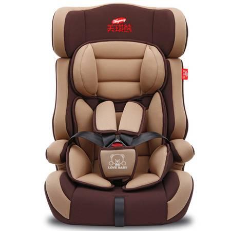 儿童安全座椅汽车用婴儿宝宝小孩车载座椅0-4-6-12岁3C认证ISOFIX